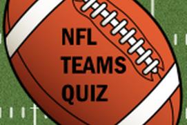 NFL Teams Quiz