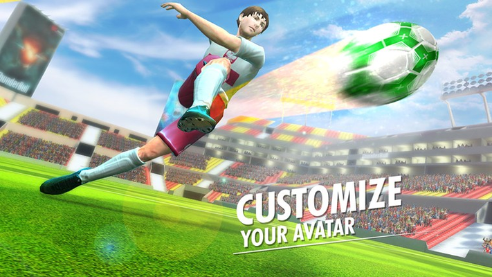 customize your avatar