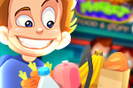 Supermarket mania - Game for Kids