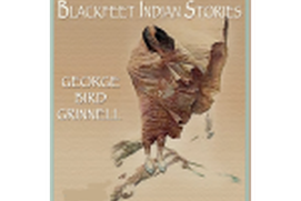 Blackfeet Indian Stories - ebook