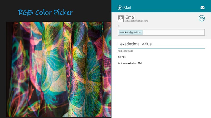 rgb color picker for windows 8 and 8 1
