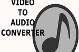 Video 2 Audio Converter