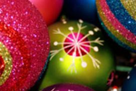Christmas Ornament Memory Match