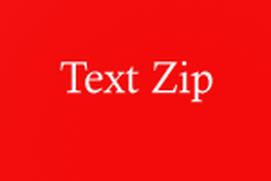 Text Zip