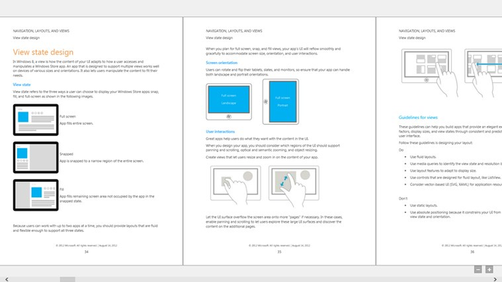 PDF Xpansion Reader for Windows 8
