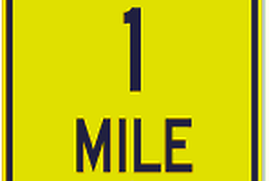 Mile to Meter Converter
