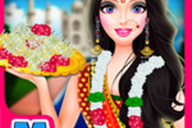 Indian Wedding Make Over - Fun Beauty Make Up Game For Brides