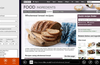 Use Snapped mode to easily copy recipes from the internet