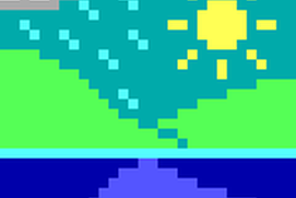 8-Bit Weather