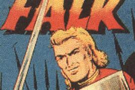 Falk, der Kultcomic - Band 7- Im Netz des Teufels