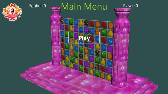 It's Candy Crush in 3D!