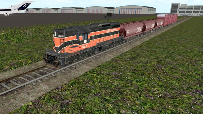 Train Sim for Windows 8