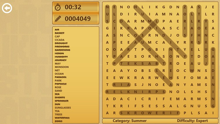 Download 3rd Floor Word Search today!