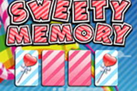 Sweety Memory for Kids