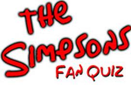 Simpsons Fan Quiz