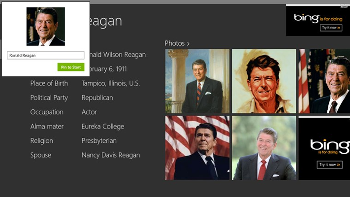 I Heart Conservatives for Windows 8