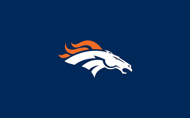 App Splashscreen. Go Broncos!