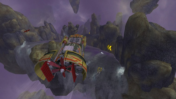 Hydro Thunder Hurricane for Windows 8 features all the content from the Xbox LIVE Arcade game, plus the bonus content from the Tempest Pack expansion!