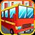 Blocky Transport Bus Simulator