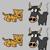 Tiger and Bull