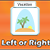 Vacation - Left or Right