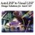 AutoLISP to Visual LISP