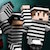 Cops N Robbers (Jail Break) - Mini Minecraft Game
