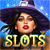 Slots: Lucky Witch - Casino Magic - Free Pokies