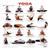Learn Yoga and Earobic