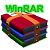 WinRAR 2015.