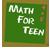 Math for Teen