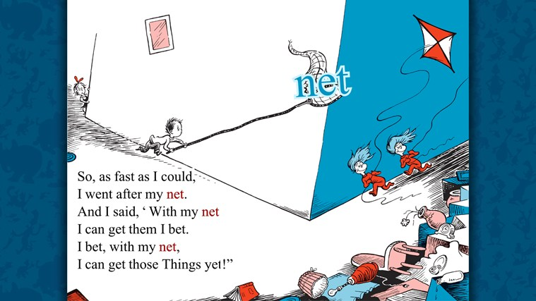 dr seuss cat in the hat book
