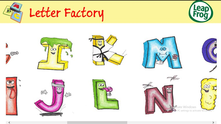 letter factory for windows 8 and 8 1 children playing clipart children playing clip art b&w
