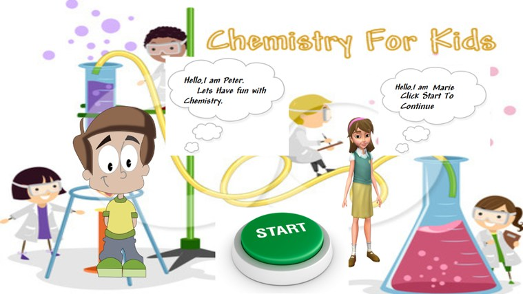 Chemistry For KIds for Windows 8 and 8.1