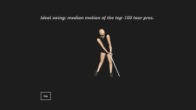 My Ideal Swing For Windows 8 And 8 1