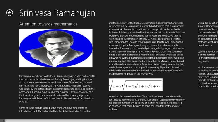 Srinivasa Ramanujan - Education, Life & Death - Biography