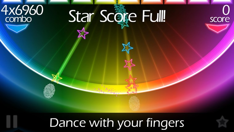 how to get crimson star score rock band