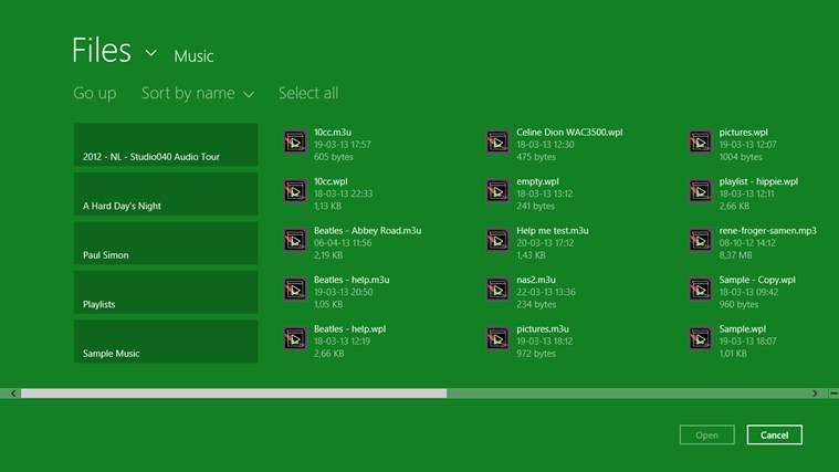 how to play wmv files on windows 8