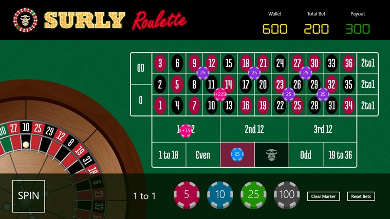 Windows 8 roulette free on line gambling slot