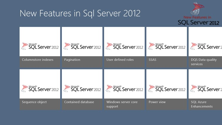 new features of windows server 2012 Adding roles in windows server 2012  this section provides an overview of the windows server backup feature and lists the new features in windows server 2012.