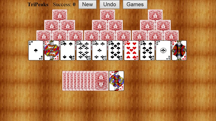 how to play solitaire on windows 8