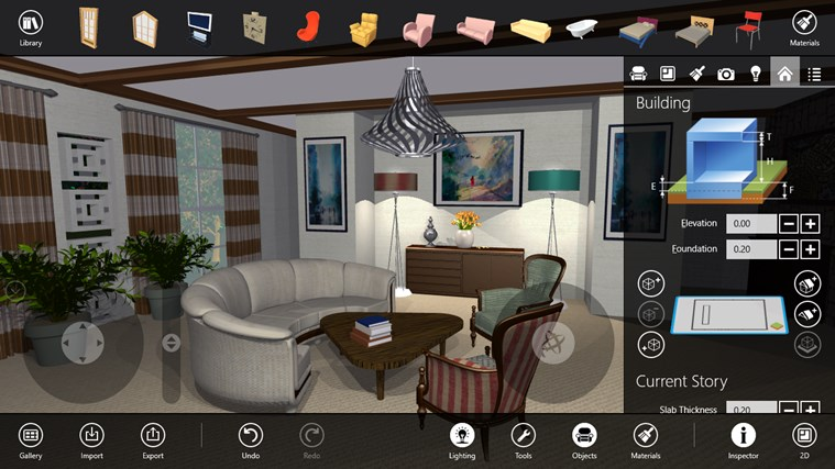 Live interior 3d pro for windows 8 and 8 1 Best 3d interior design software