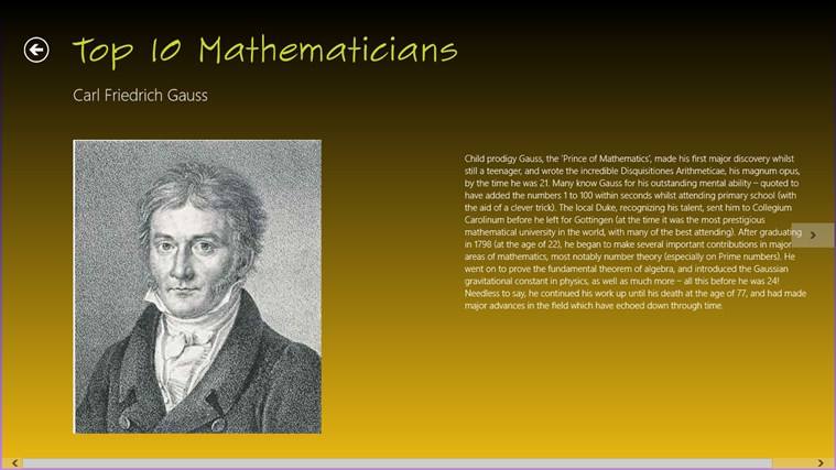essay famous mathematicians Famous mathematicians: math biography resources  coverage of selected  mathematicians and for the topical essays on mathematics in.