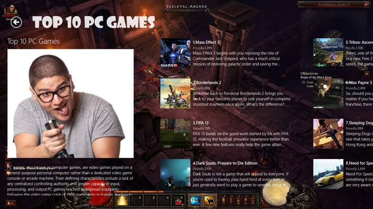 top 10 pc games