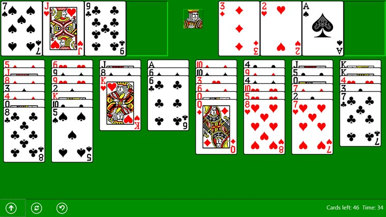 Classic FreeCell HD for Windows 8 and 8.1
