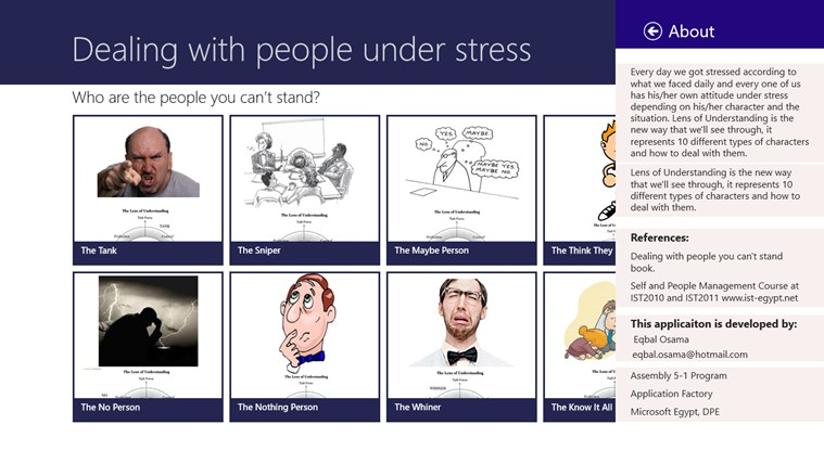 stress types of stress faced by Is this true what are examples of things that cause stress when faced with an immediate danger the problem is that our bodies deal with all types of stress.