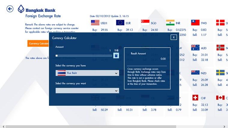 bangkok bank exchange rate site