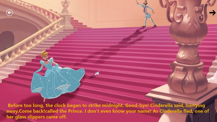 CiNdErElLaS SToRy For Windows 8 And 81