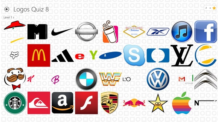 Logos Quiz 8 for Windows 8 and 8.1