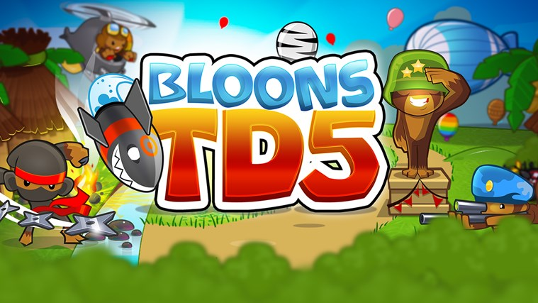 how to play bloons td battles on computer